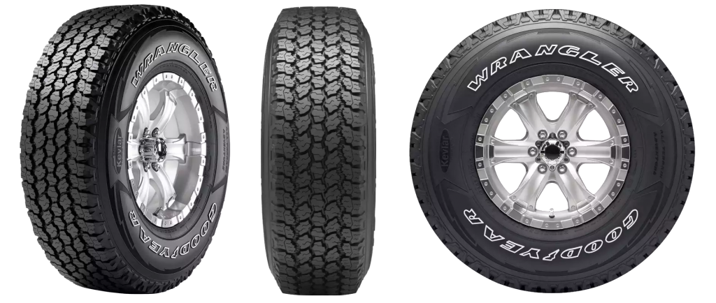 Goodyear Wrangler All-Terrain Adventure off-road tire.png