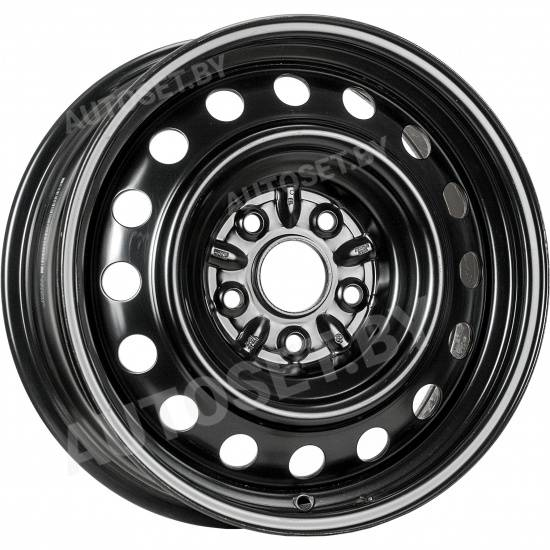 MAGNETTO WHEELS R1-1744c 6,5x16 5/114,3 ET39 D60,1 Черный