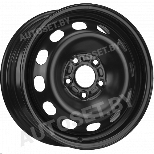 MAGNETTO WHEELS 15000 AM 6,0x15 5/108,0 ET52,5 D63,3 Черный