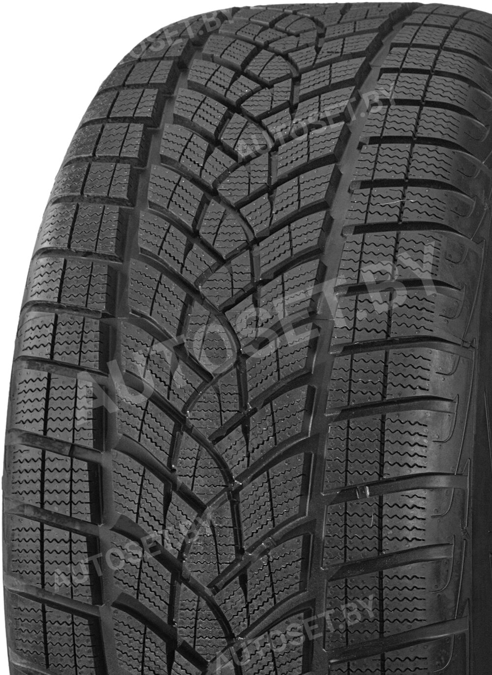 Зимняя шина GOODYEAR UltraGrip Ice SUV – вид 1