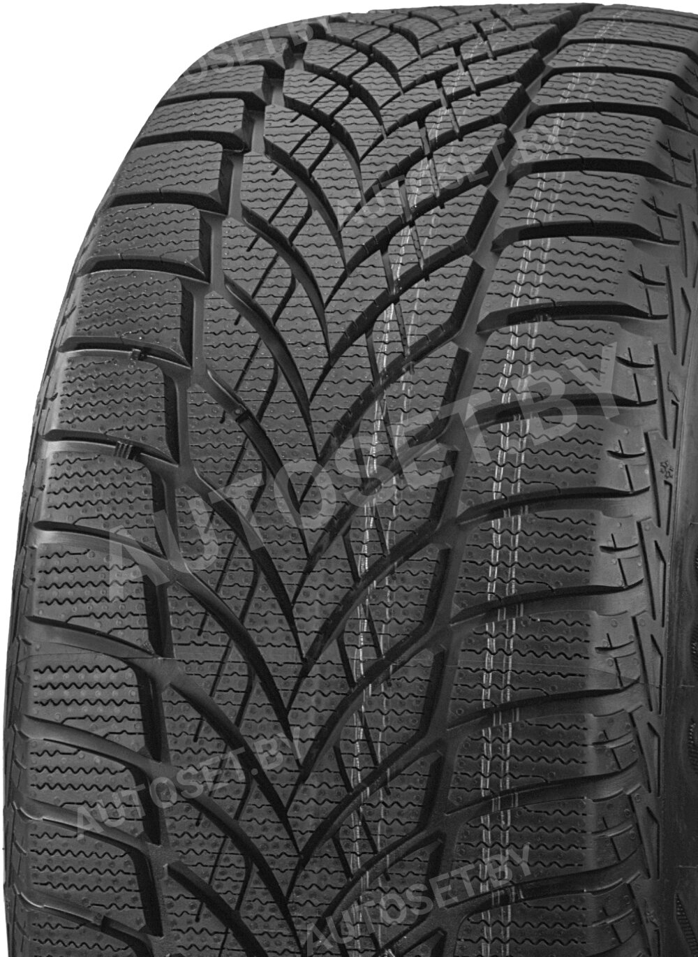 Зимняя шина GOODYEAR UltraGrip Ice 2 – вид 1