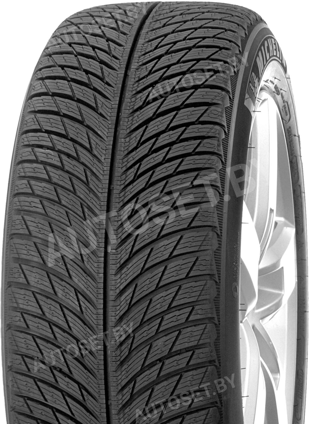 Зимняя шина MICHELIN Pilot Alpin 5 SUV – вид 2