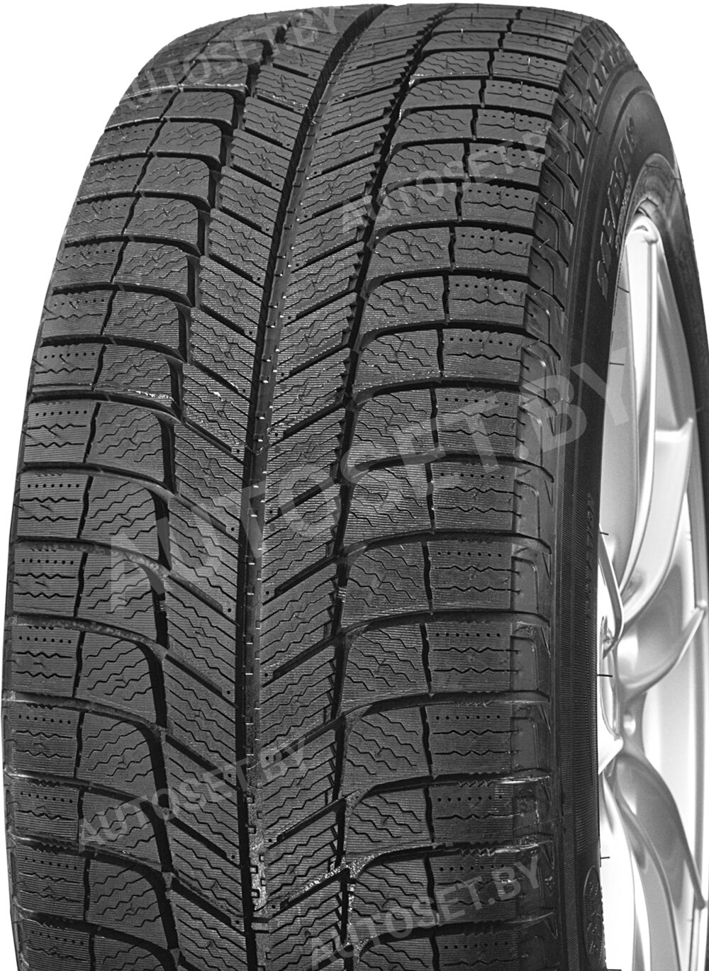 Зимняя шина MICHELIN X-Ice 3 – вид 2