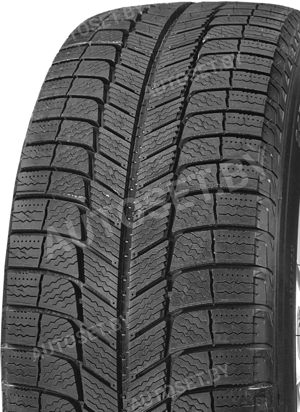 Зимняя шина MICHELIN X-Ice 3 – вид 1