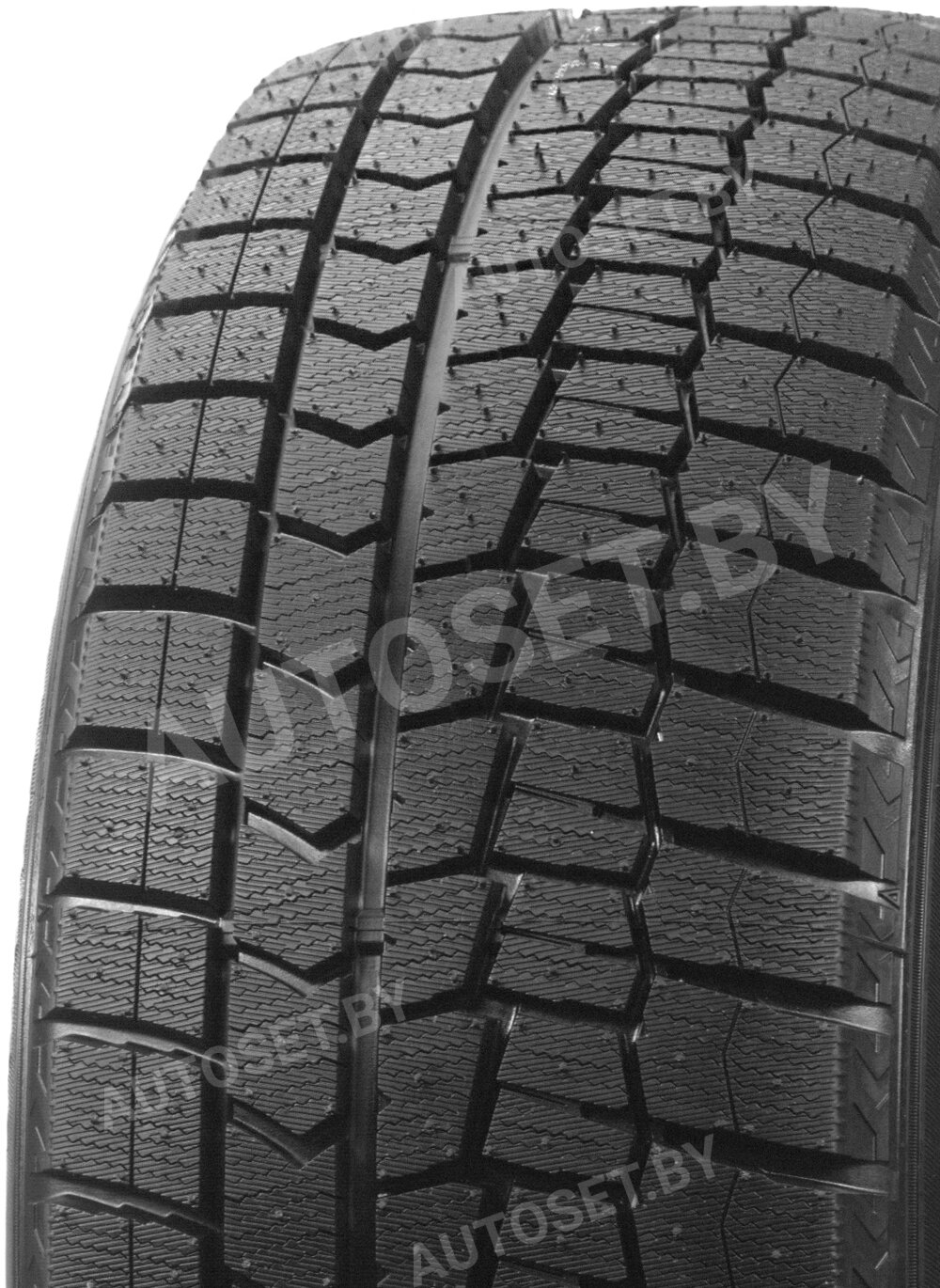 Зимняя шина DUNLOP Winter Maxx WM02 – вид 1