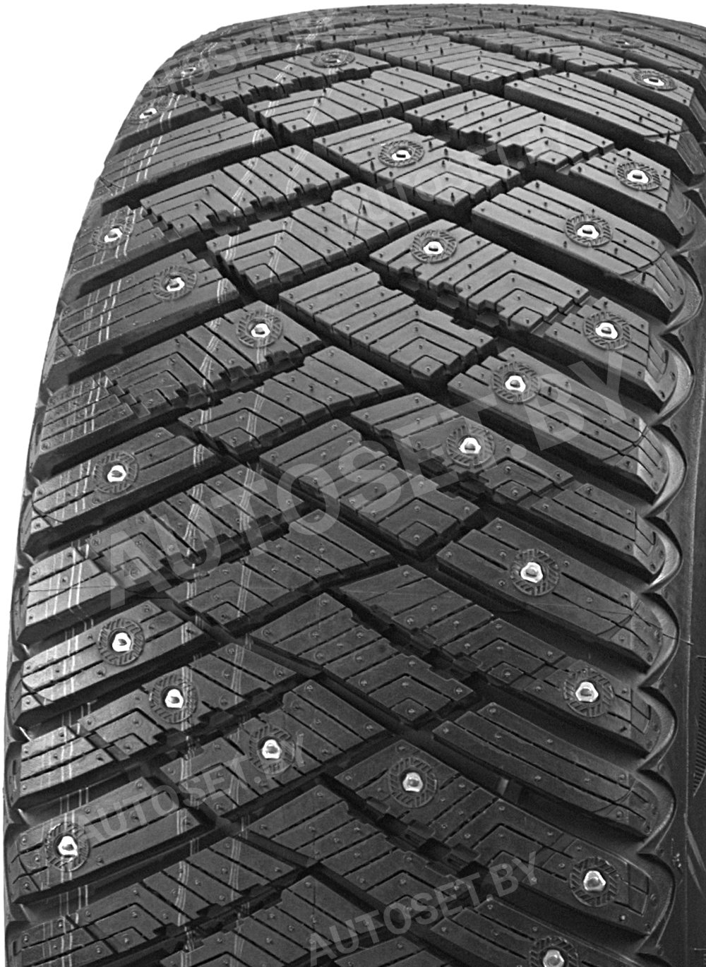 Зимняя шина GOODYEAR UltraGrip Ice Arctic – вид 1