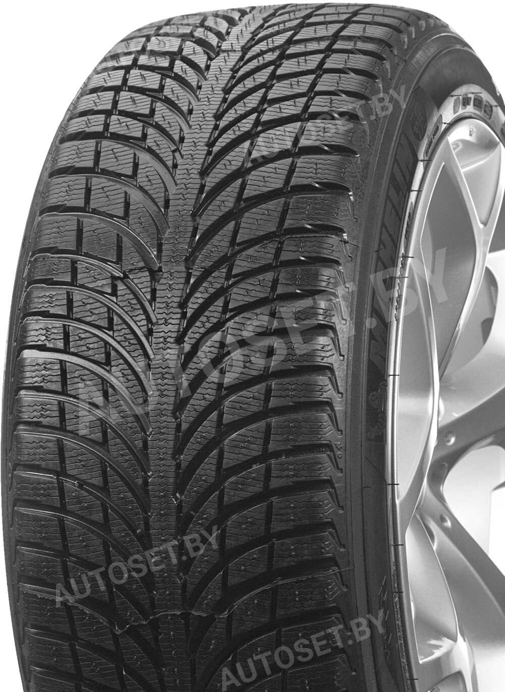 Зимняя шина MICHELIN Latitude Alpin 2 – вид 2