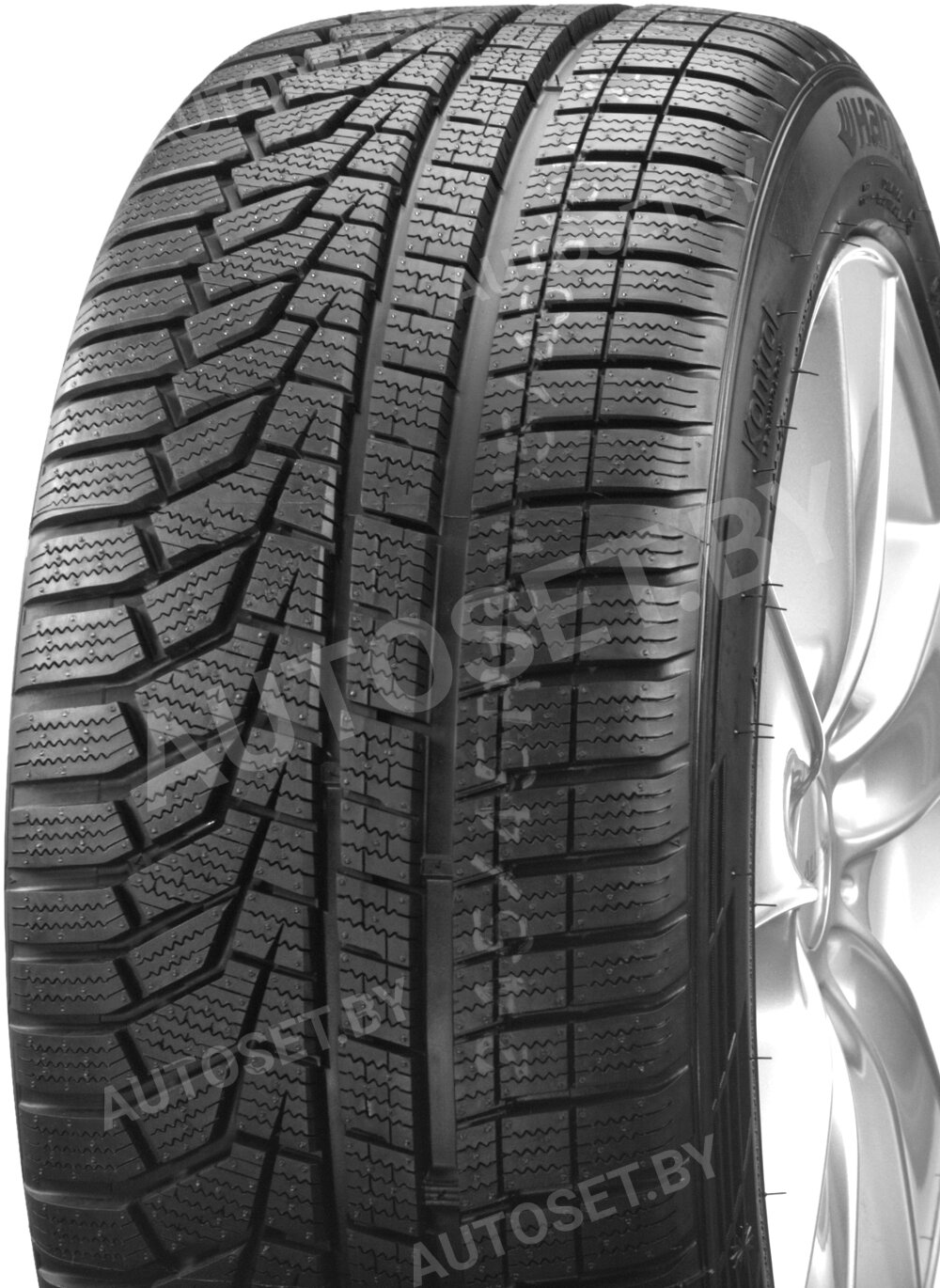 Зимняя шина HANKOOK Winter icept evo2 W320 – вид 2
