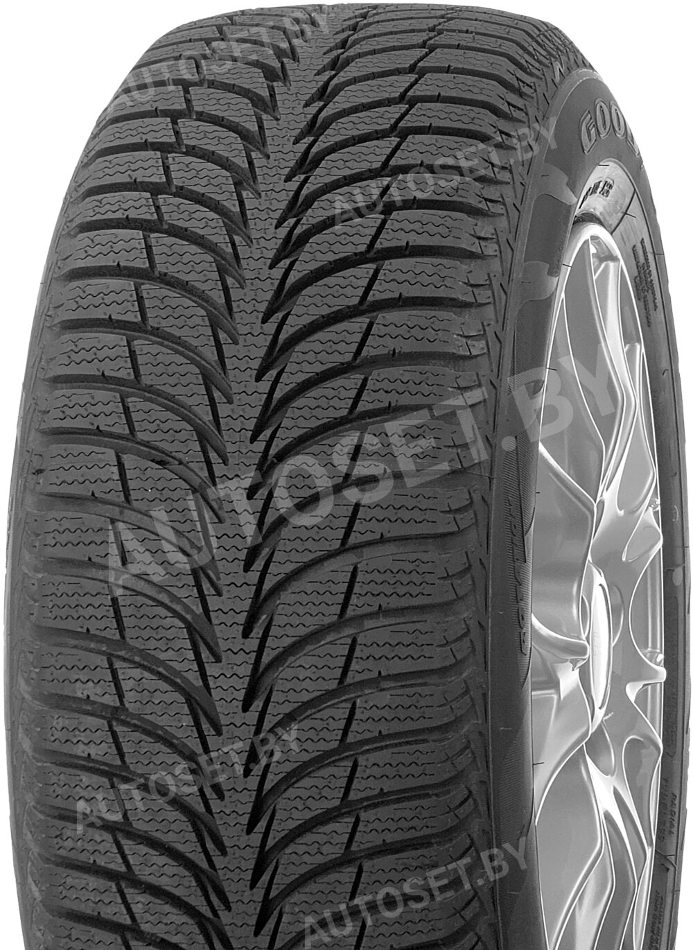 Зимняя шина GOODYEAR UltraGrip Ice+ – вид 2