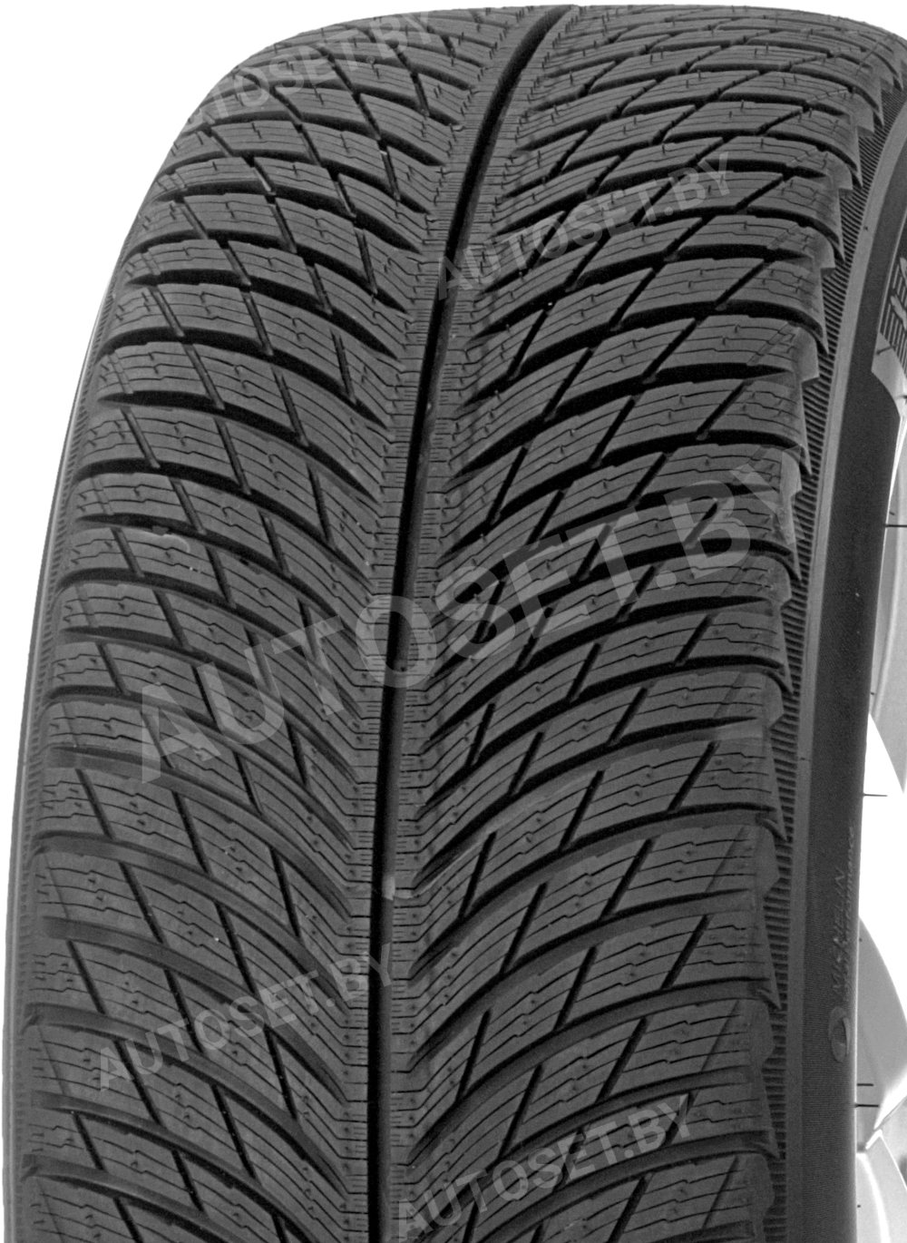 Зимняя шина MICHELIN Pilot Alpin 5 SUV – вид 1