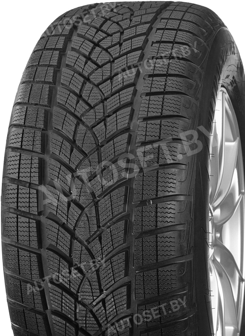 Зимняя шина GOODYEAR UltraGrip Ice SUV – вид 2