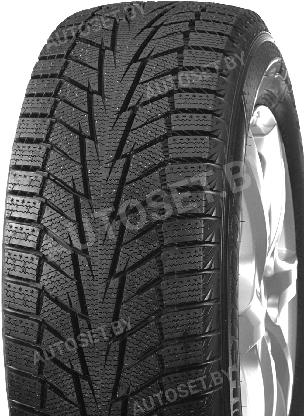 Зимняя шина HANKOOK Winter icept iZ2 W616 – вид 2
