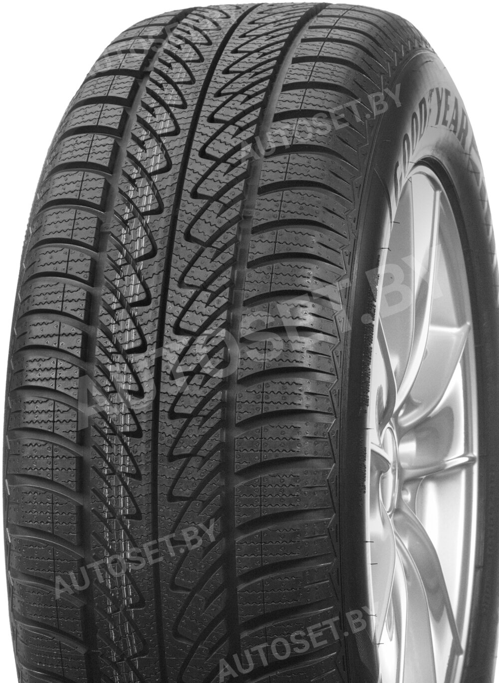 Зимняя шина GOODYEAR UltraGrip 8 Performance – вид 2