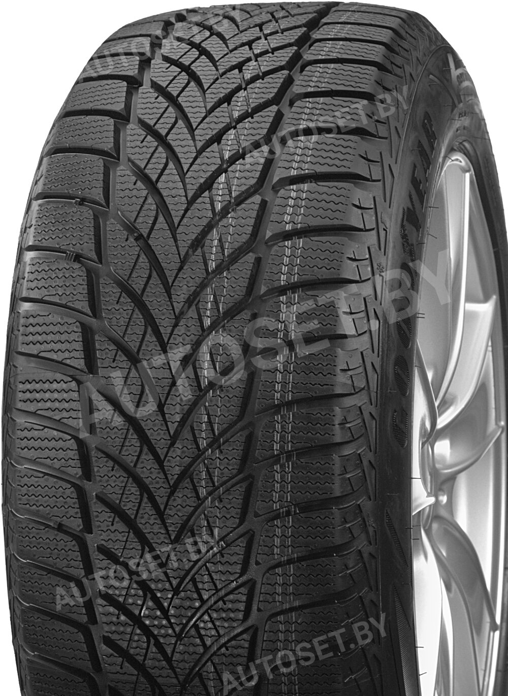 Зимняя шина GOODYEAR UltraGrip Ice 2 – вид 2