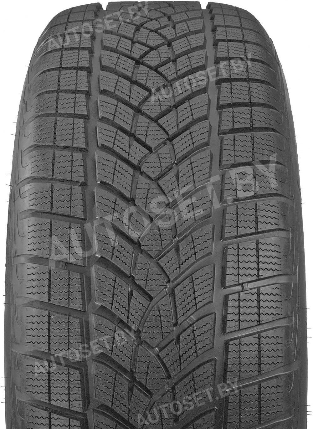 Зимняя шина GOODYEAR UltraGrip Ice SUV