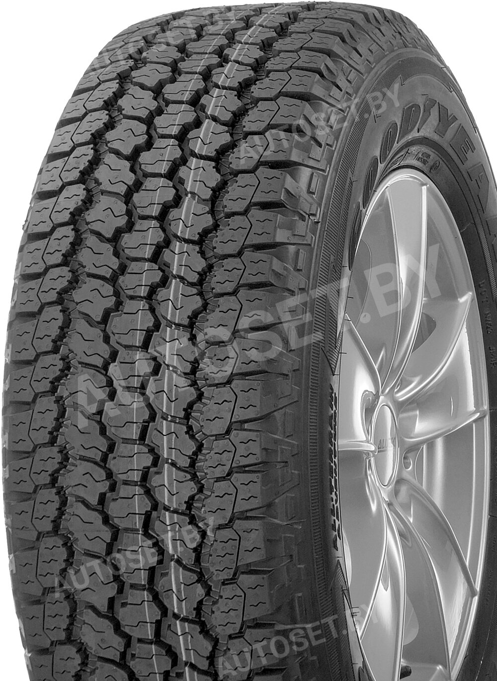 Всесезонная шина GOODYEAR Wrangler All Terrain Adventure – вид 2