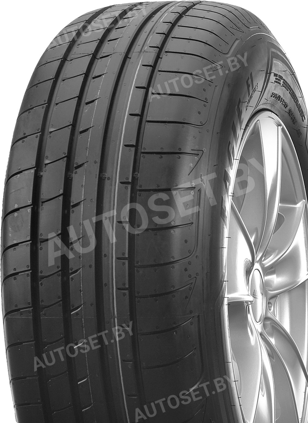 Летняя шина GOODYEAR Eagle F1 Asymmetric 3 SUV – вид 2