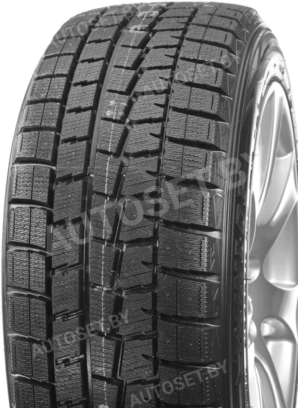 Зимняя шина DUNLOP Winter Maxx WM01 – вид 2