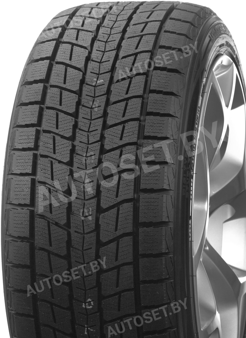 Зимняя шина DUNLOP Winter Maxx SJ8 – вид 2