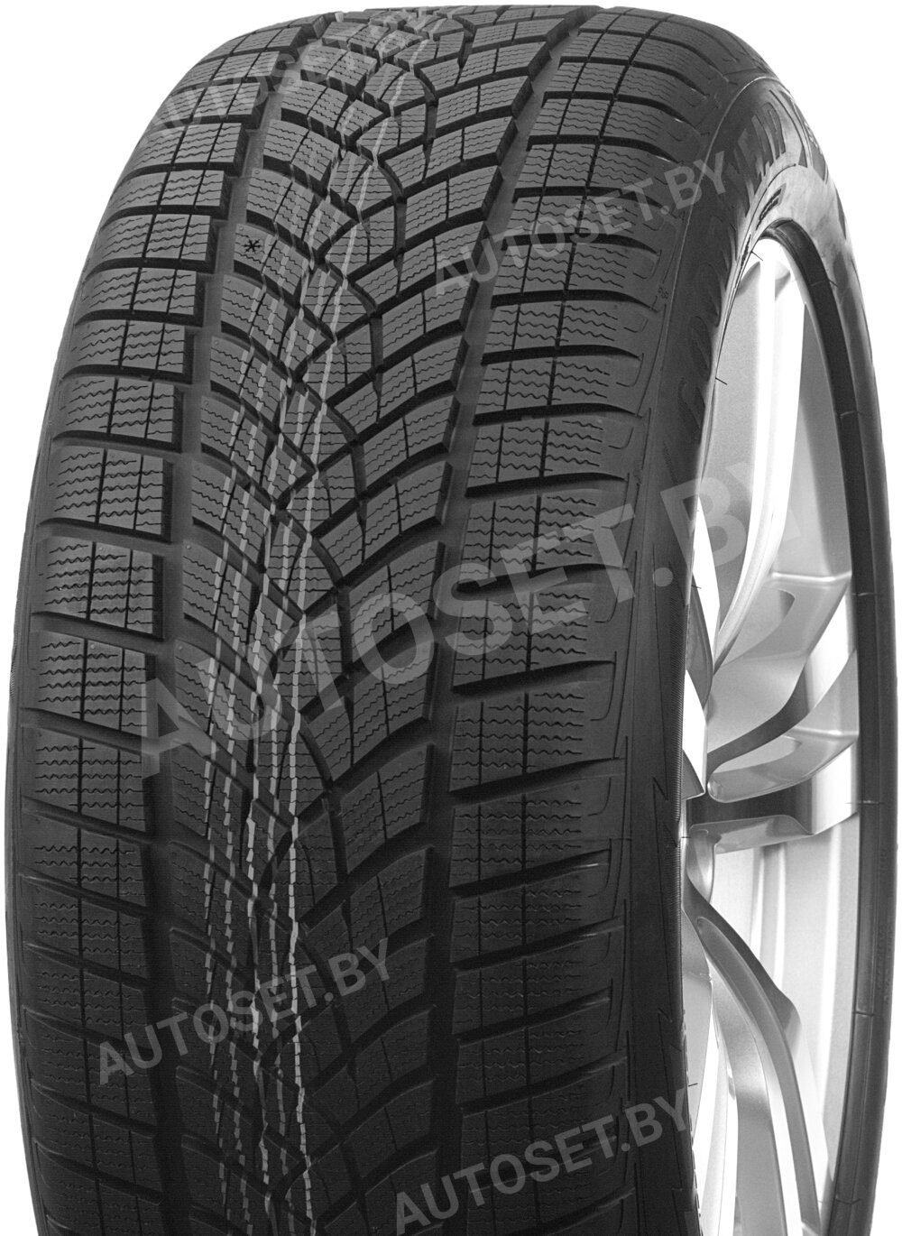 Зимняя шина GOODYEAR UltraGrip Performance SUV Gen-1 – вид 2