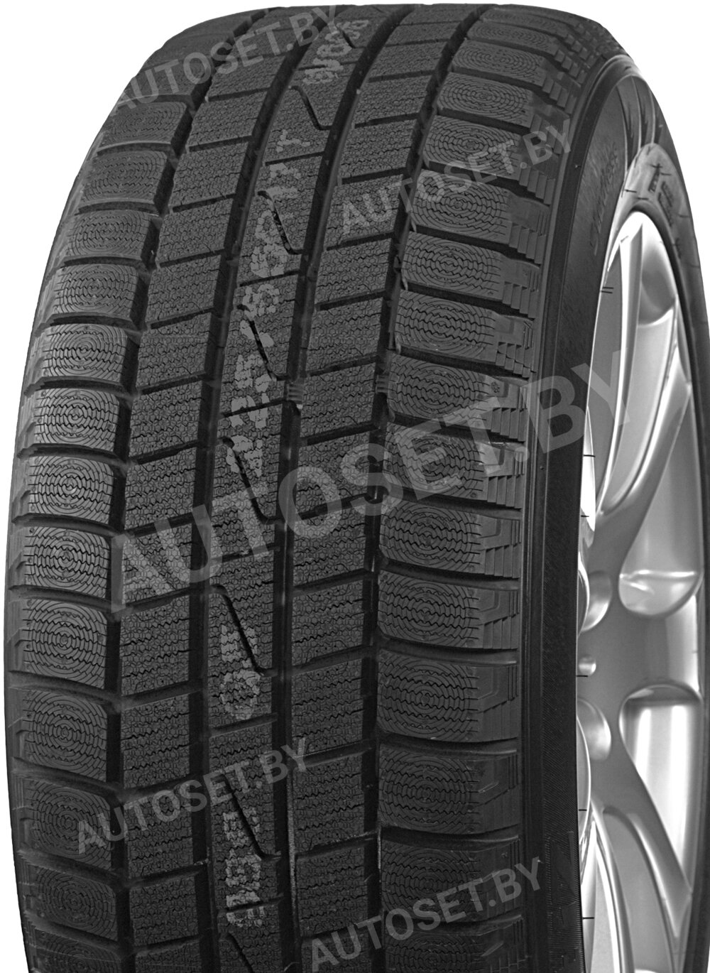 Зимняя шина HANKOOK Winter icept iZ W606 – вид 2