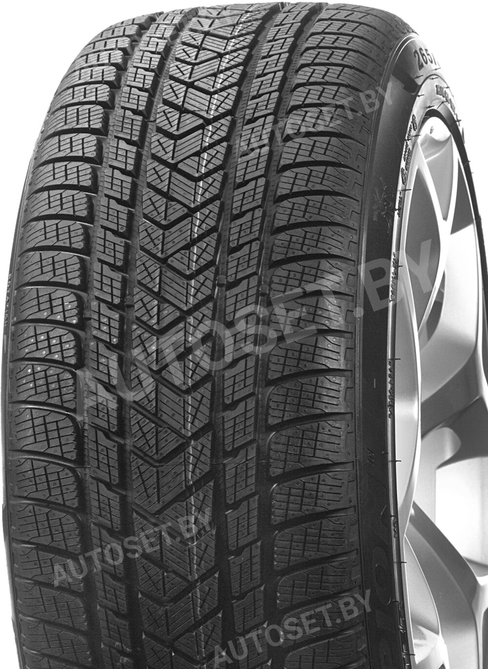 Зимняя шина PIRELLI Scorpion Winter – вид 2