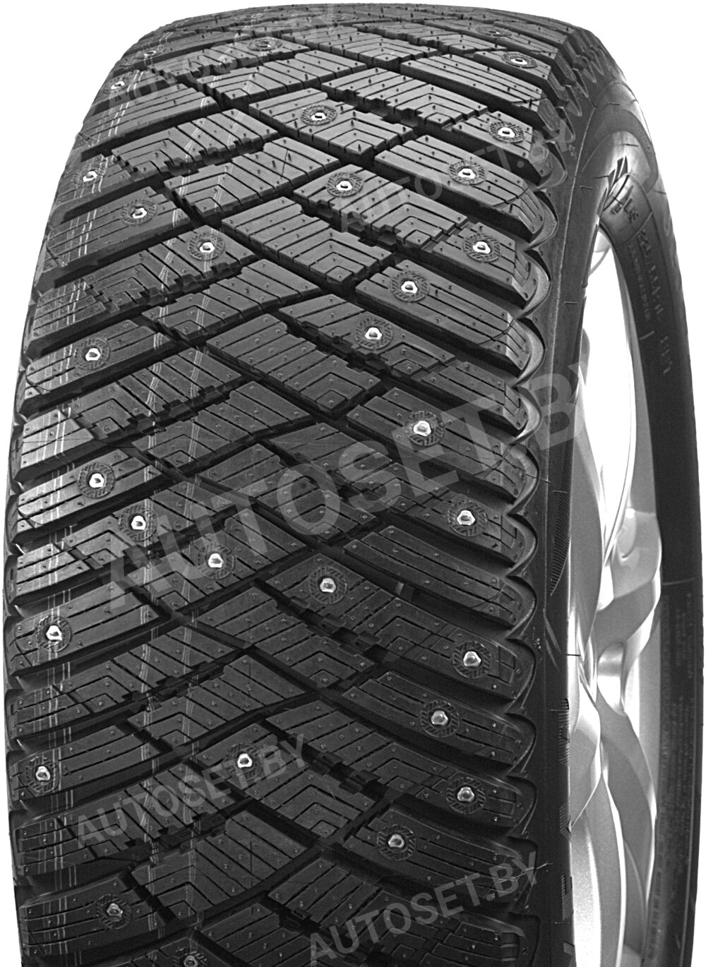 Зимняя шина GOODYEAR UltraGrip Ice Arctic – вид 2
